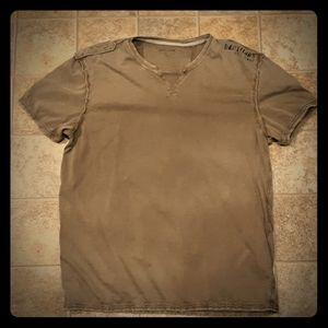 DKNY Jean's Inside out Burnout 100% Cotton Tshirt.